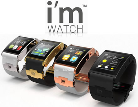 Im Watch Smartwatch
