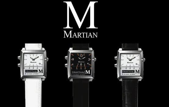 Martian Smartwatch - Martian Smartwatches