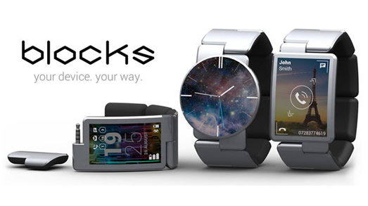 Phonebloks Smartwatch